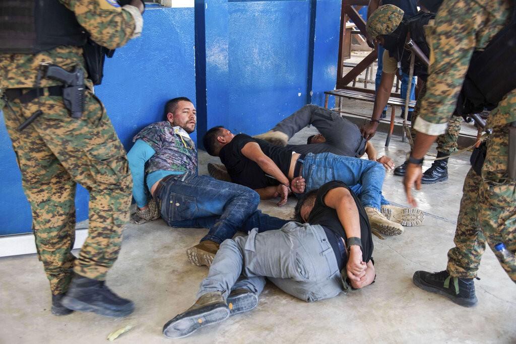 海地總統遇刺案嫌犯(圖/AP)