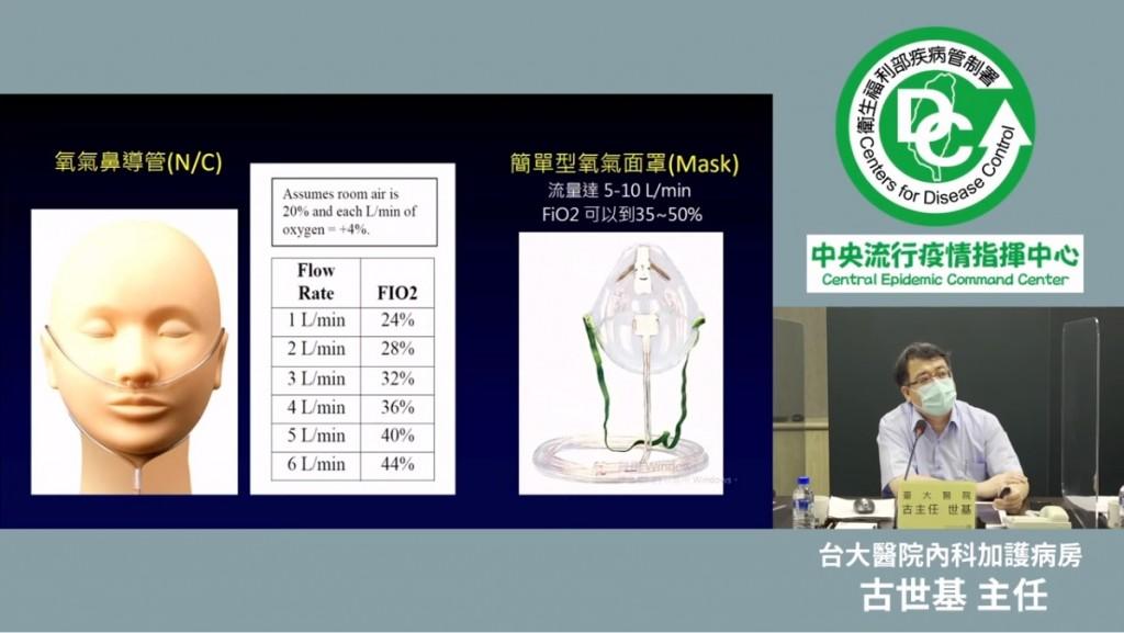 【賈永婕的「神器」】台灣衛福部採購550台HFNC全數到貨 配發97家醫院