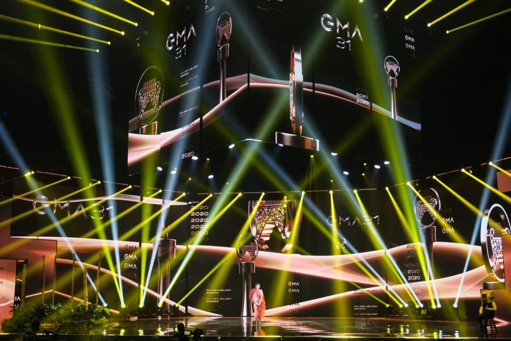 2021金曲獎頒獎典禮延期兩個月至8月21日登場,將首度結合實體及線上進行(圖/GMA Facebook)
