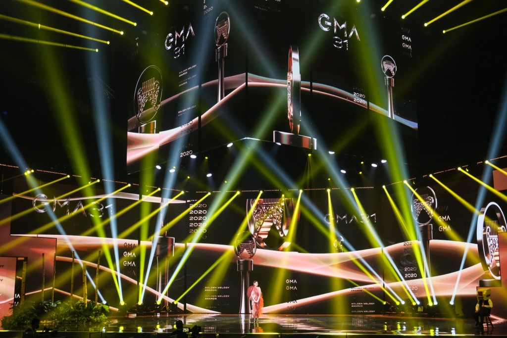 The Golden Melody Awards ceremonyhas been postponed for two months, with the location still unannounced. (Facebook, GMA photo)