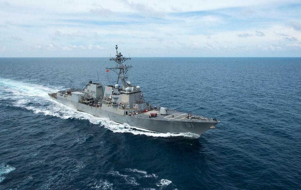 USS Pinckney. (Cpf.navy.mil photo)