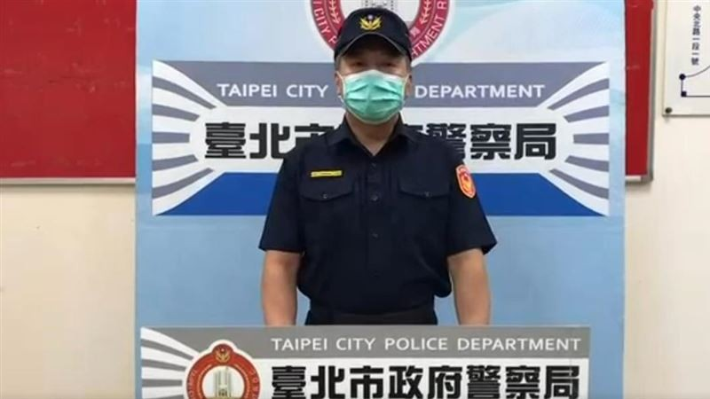 Taipei cop fines couple for drinking water in car