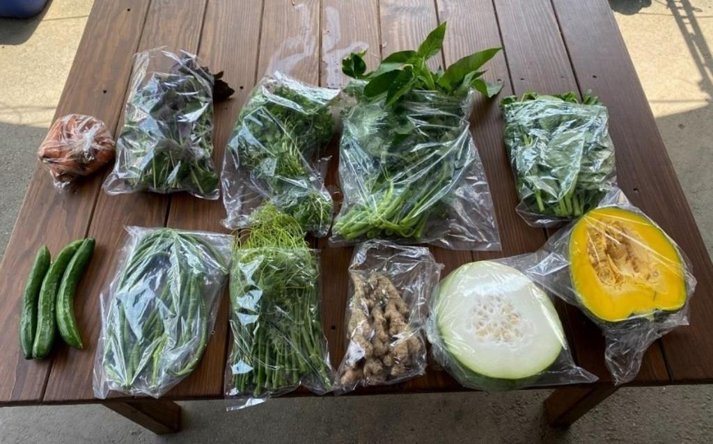 新北市樹興社區推吃在地  用蒔茶油可輕鬆做好料
