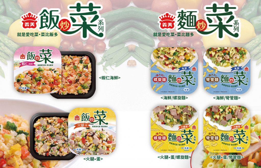Taiwan's I-Mei Foods tackles nutritional deficiencies with ready-to-eat meals