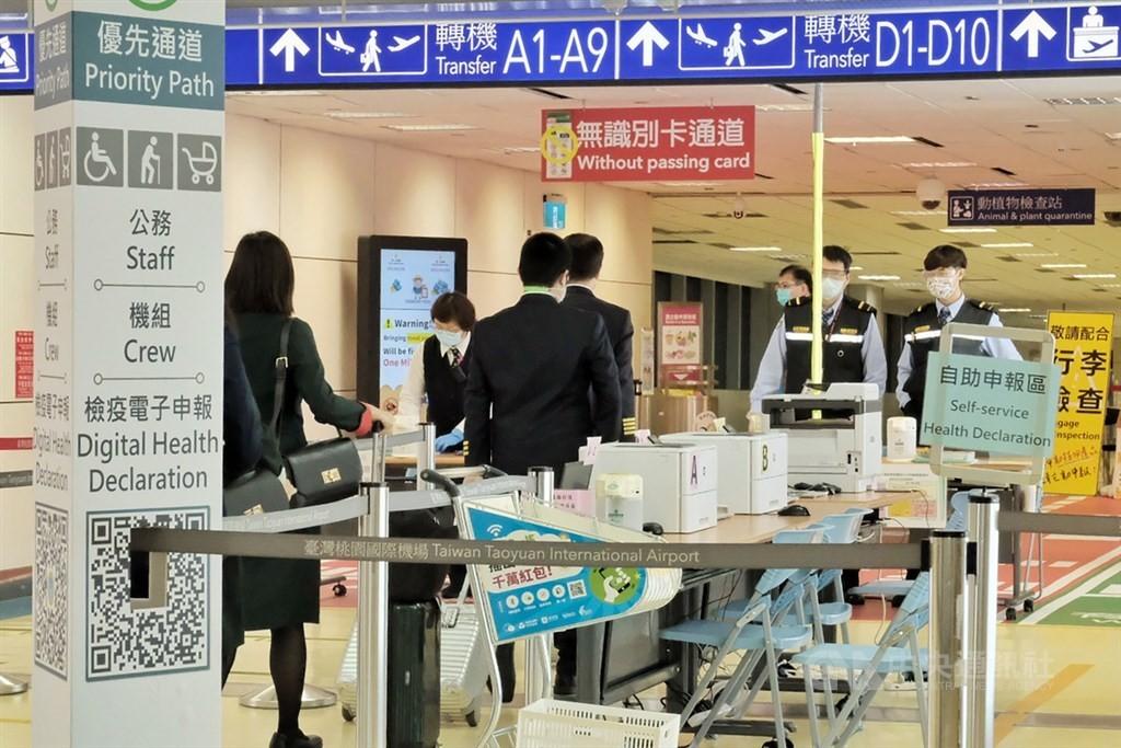 為防堵Delta病毒侵台,民航局7/19收到指揮中心通知,21日起,國籍航空公司機組員防疫措施加嚴。