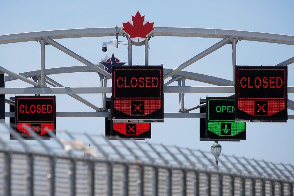 睽違16個月的封鎖,加拿大下月9日起開放已打疫苗美國人入境。(圖/路透社)