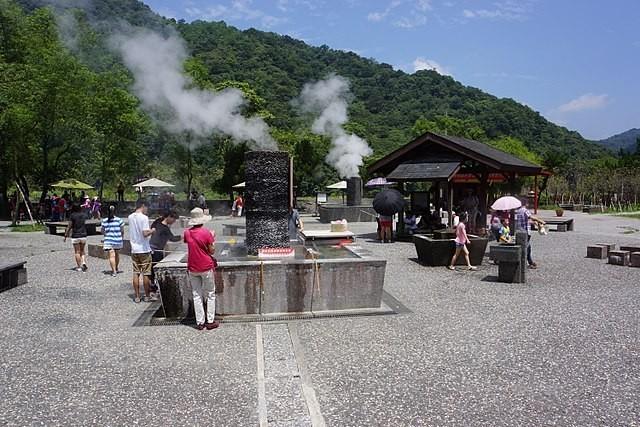 清水地熱 (Lienyuan Lee, CC BY 3.0)