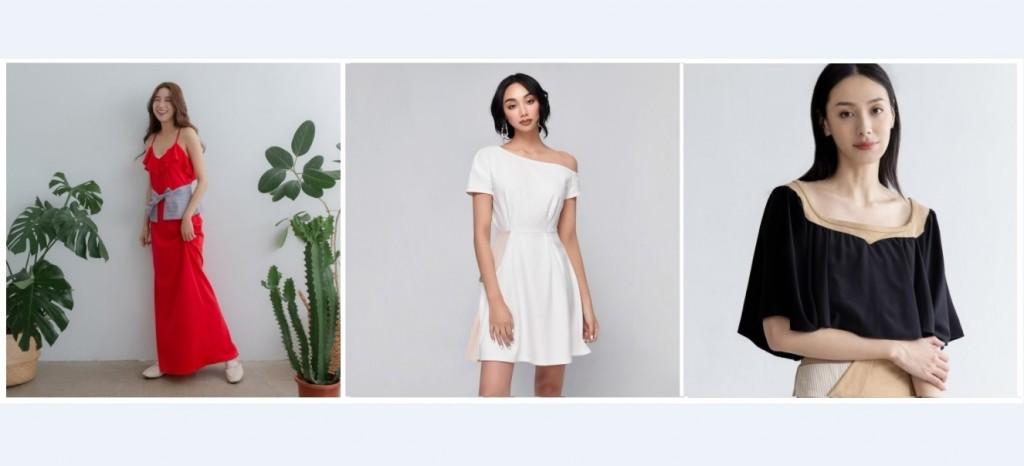 """嘉裕的新事業之一是:halfme,具有材質意識的時尚平價女裝 (圖/<a href=""""https://www.ha..."""