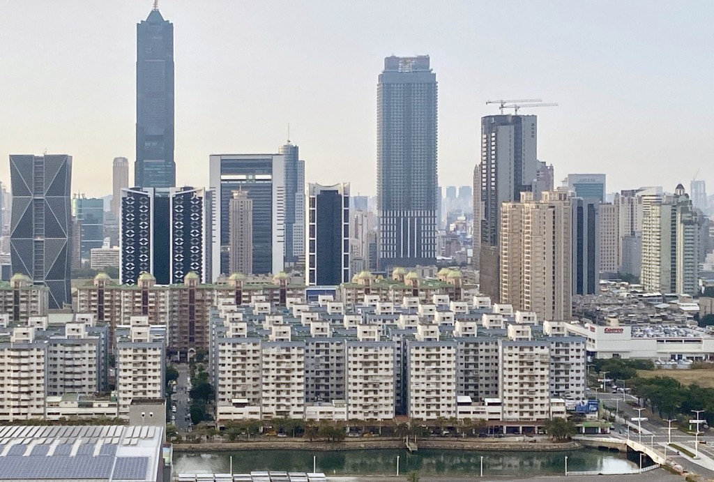 Real estate prices in north Taiwan are still rising despite the recent COVID surge, a survey finds.