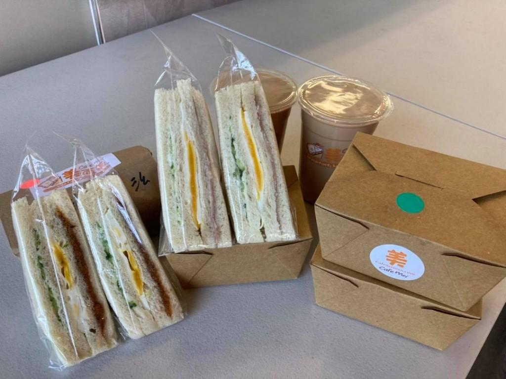 Mei & Mei rankedmost popularbreakfast chain in Taiwan(Facebook, Cafe Mei photo)