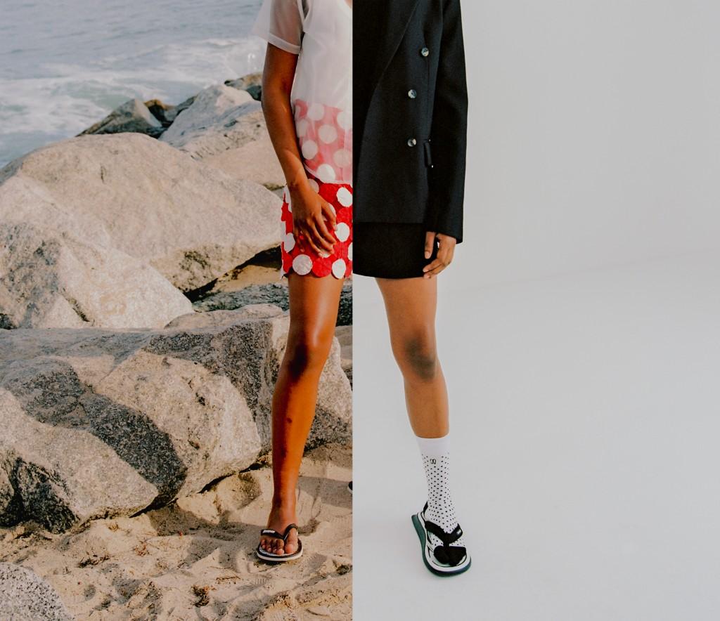 今夏最潮時尚穿搭「哈瓦仕 X分指襪」! Havaianas與美國視覺藝術家Joshua Vides 獨家聯名REALITY TO IDEA系列