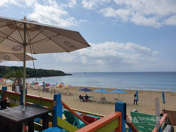 Beaches at Taiwan's Kenting formulate reopening guidelines