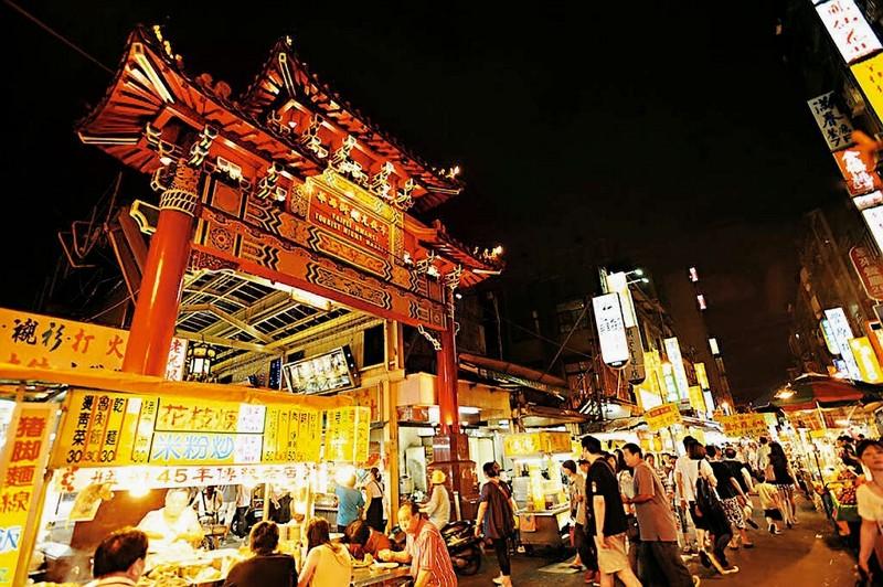 A night market in Taipei (Travel Taipei photo)