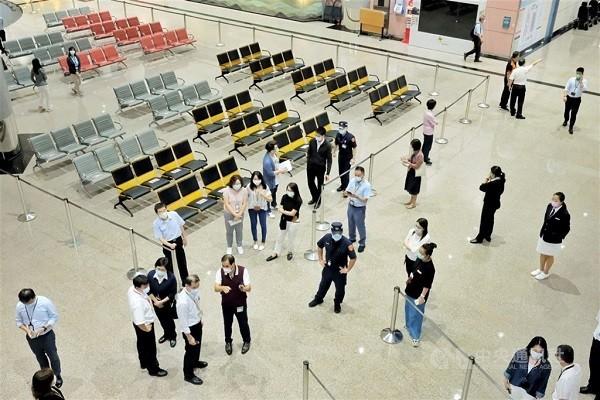 Taiwan to retain strict border controls after return to Level 2 alert