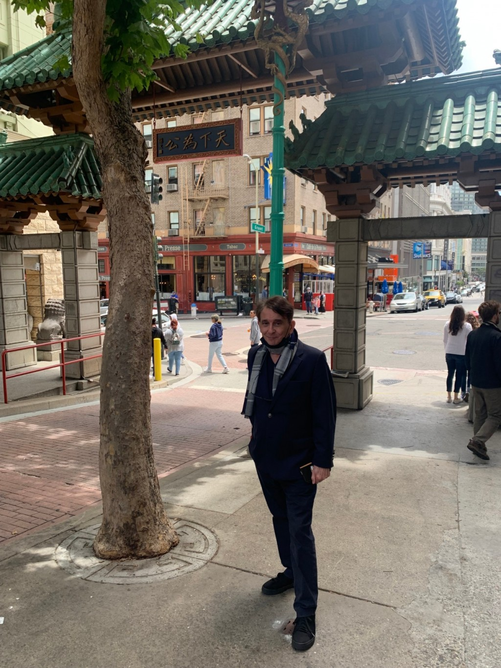 My reflections on visiting San Francisco: Former AIT director