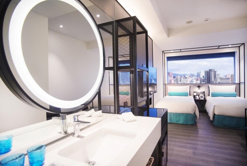 飯店誠意迎降級 台北凱達優惠最有感 住宿每位不到500元
