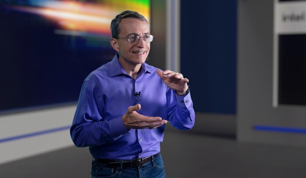 Intel CEO (AP photo)