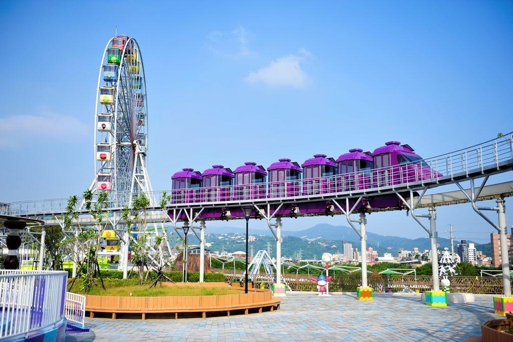 兒童新樂園自8月1日起,採「有條件開放」之入園預約。(台北捷運提供)