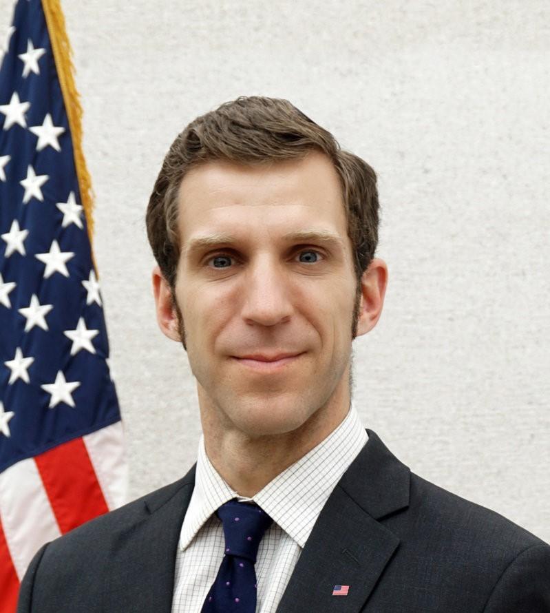 New AIT Spokesperson Ed Dunn (AIT photo).