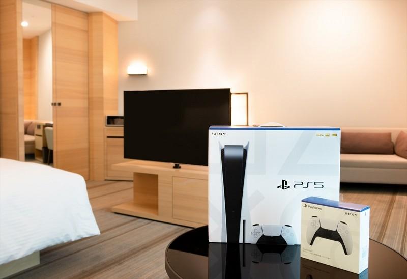 和逸飯店·高雄中山館  隨心暢玩PS5住房專案