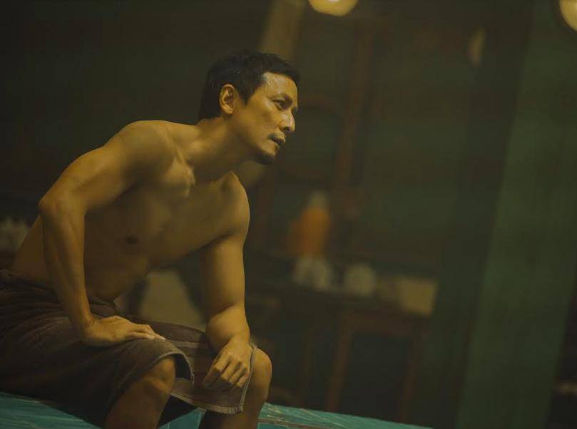 動作片《除暴》由男神吳彥祖與影帝王千源領銜演出,將於7月30日上映。(圖/華映娛樂)