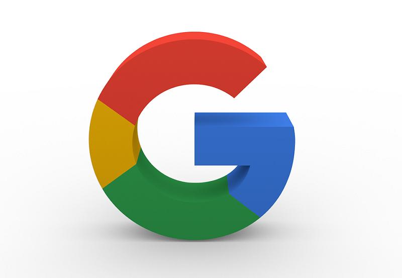 Google logo (Pixabay image)