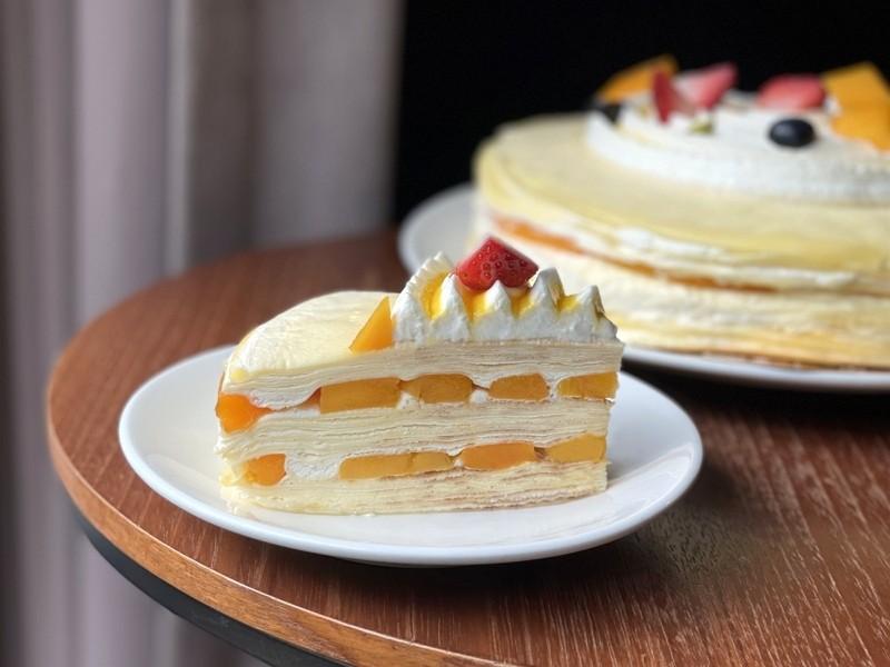 慕軒飯店推出『仲夏芒果慶』療癒系甜點