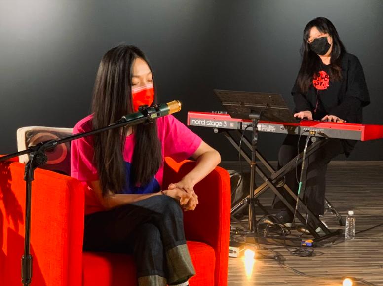 「給力量—線上音樂會」將於今(30)日晚間8點登場(圖/文總)