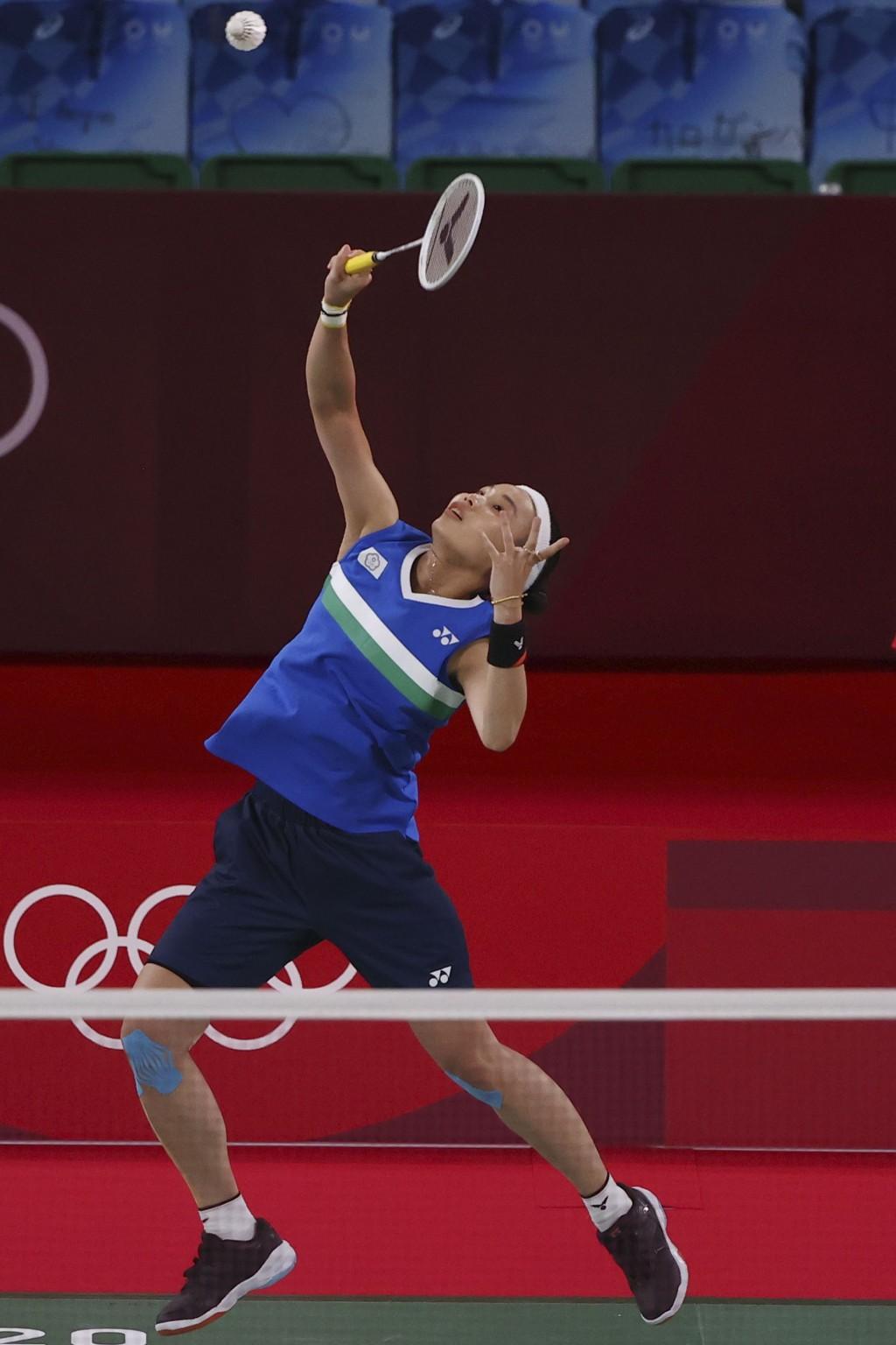 快訊!【日本東京奧運】台灣羽球天后戴資穎•4強賽直落二打敗印度女將辛蒂 明天進攻金牌!