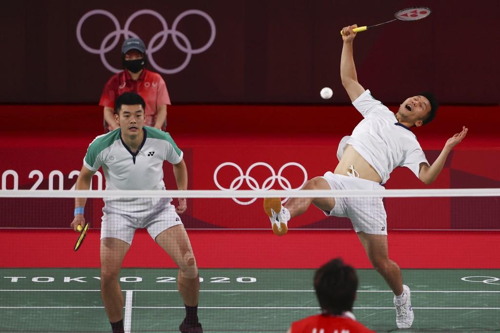 最新【日本東京奧運】台灣第2面金牌! 羽球雙打李洋與王齊麟 冠軍戰打敗中國再創紀錄!!!