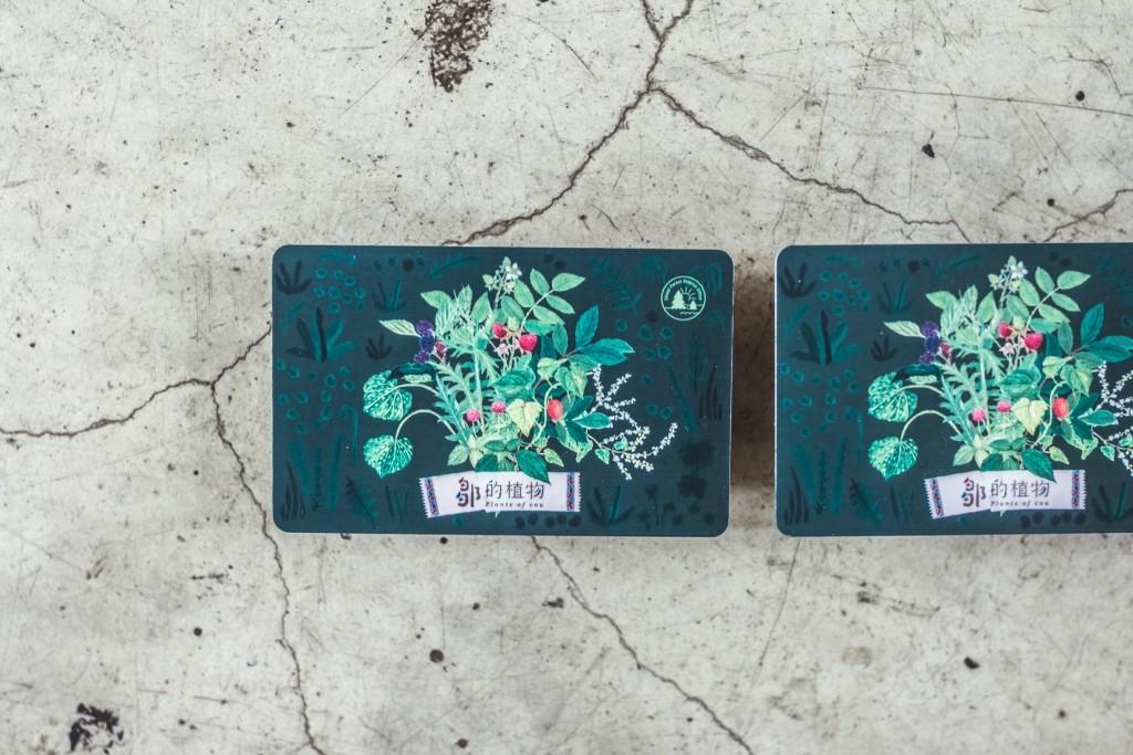 期許民眾把愛護生態的理念存在悠遊卡上。(照片由林務局嘉義林區管理處提供)