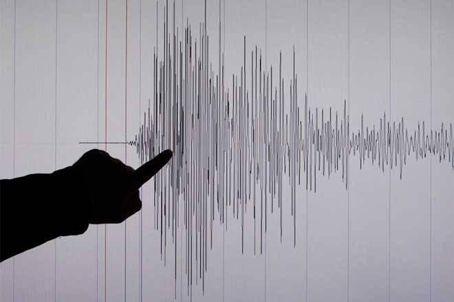 Respresentative image of an earthquake. (Photo/REUTERS )