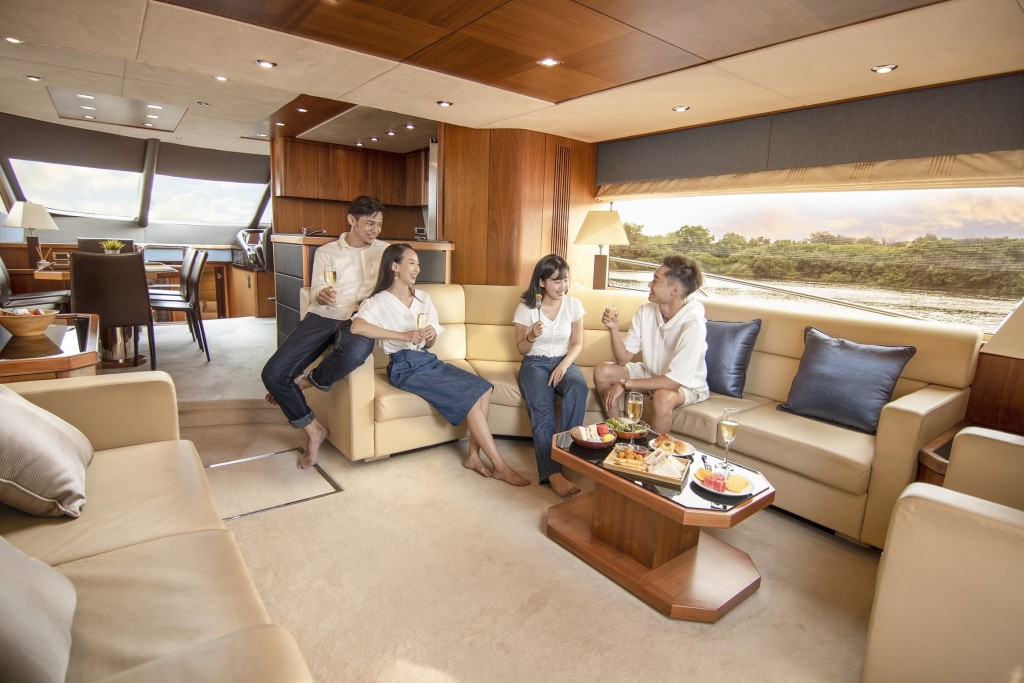 來去遊艇免費睡1晚!台南大員皇冠假日酒店推海陸雙棲假期