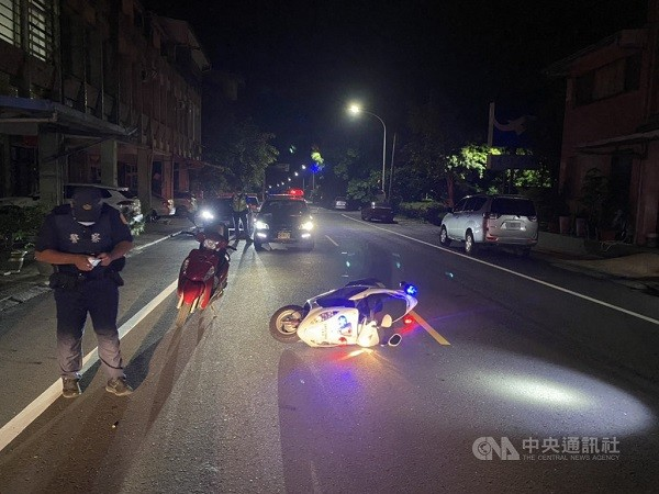 Cop subdues drug dealer after being shot in chest in northeast Taiwan