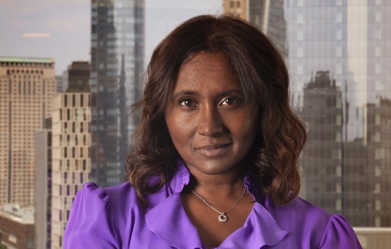 美聯社3日任命執行副社長暨營運長維拉辛漢姆(Daisy Veerasingham)於明年接任社長暨執行長。 (圖/美聯社)