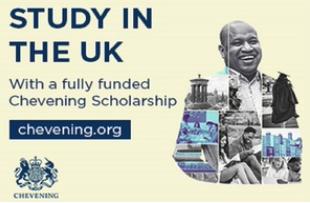 英國在台辦事處3日宣布,2022/23年度的Chevening英國政府獎學金申請開跑。(圖/英國在台辦事處)