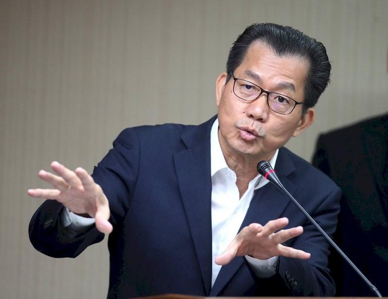 Taiwan's representative in Thailand, Lee Ying-yuan.