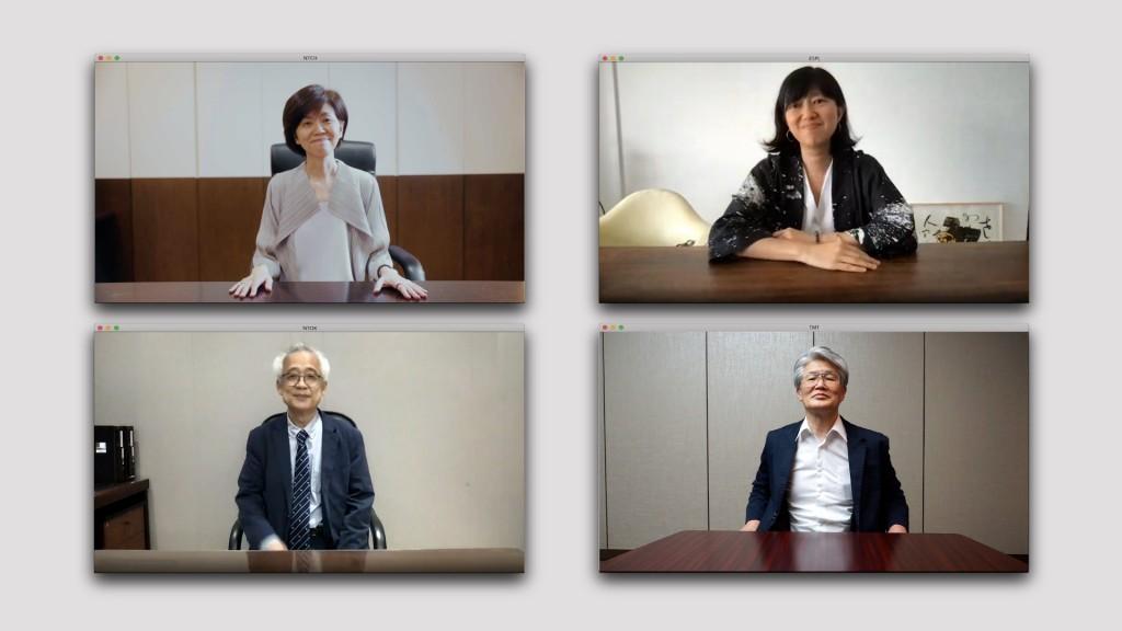 「亞洲連結:製作人工作坊」首度結盟的新加坡、韓國、日本場館(圖/兩廳院)