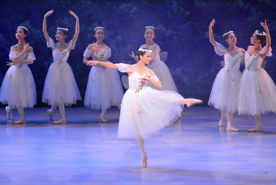 高雄城市芭蕾舞團《仙女》(圖/高雄城市芭蕾舞團)