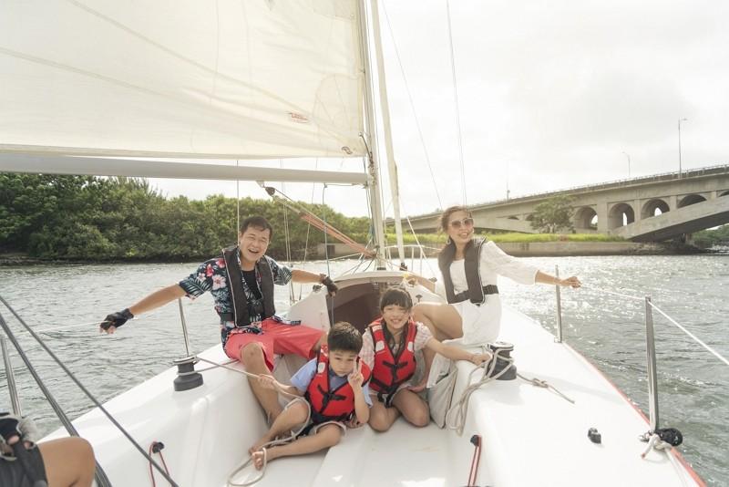 搶親子客  台南大員皇冠假日酒店推「暢玩海陸行程」