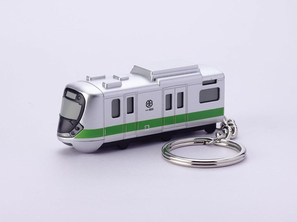 超帥!台灣鐵路「史上最美區間車」立體一卡通 感應時車頭燈會亮首批限量網路獨賣