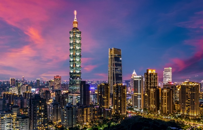 Taipei. (Getty Images)