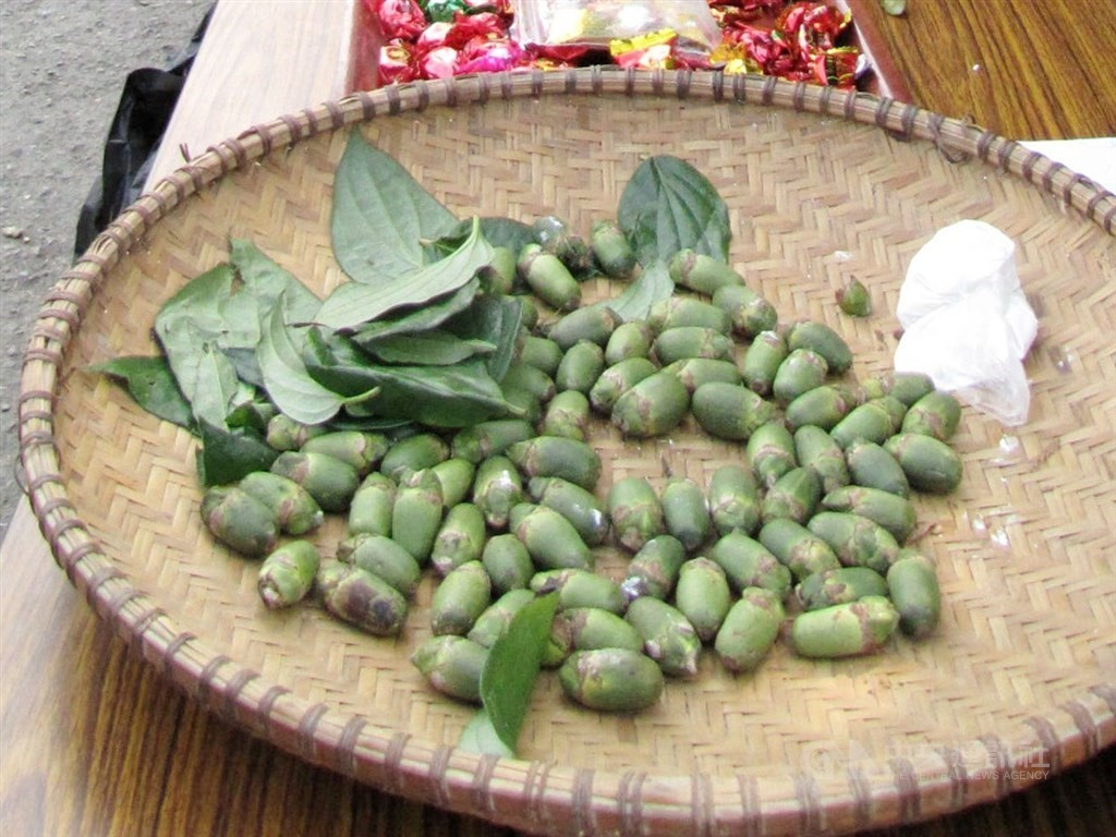 Taiwan nationals arrested in Turkey for possession of betel nut