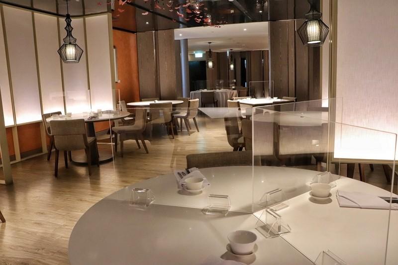 板橋凱撒家宴中餐廳 個人精緻套餐美饌