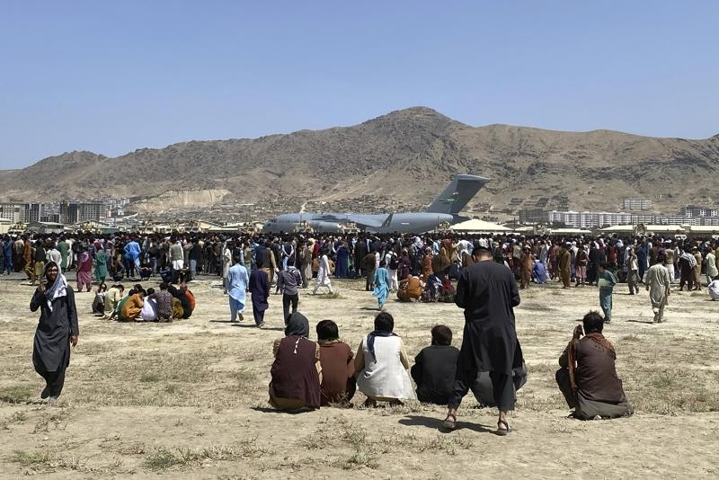 Taiwan pledges to provide aid within its capacity to Afghans fleeing Taliban