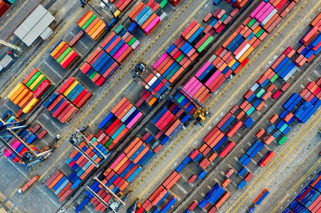 中國將中斷與立陶宛的鐵路貨運。(圖 / Pexels )