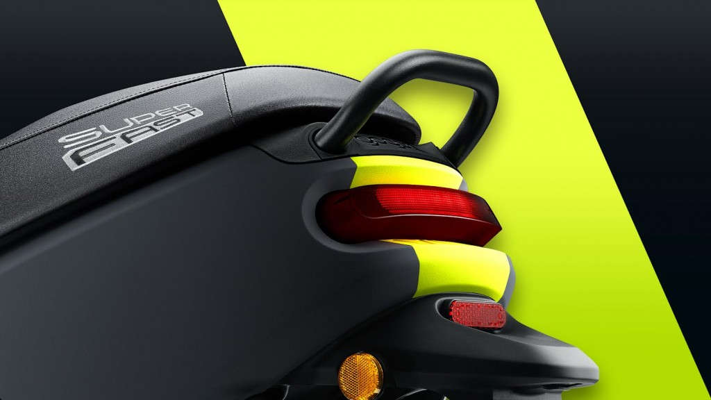 Taiwan's Gogoro releases Viva Mix Superfast e-scooter