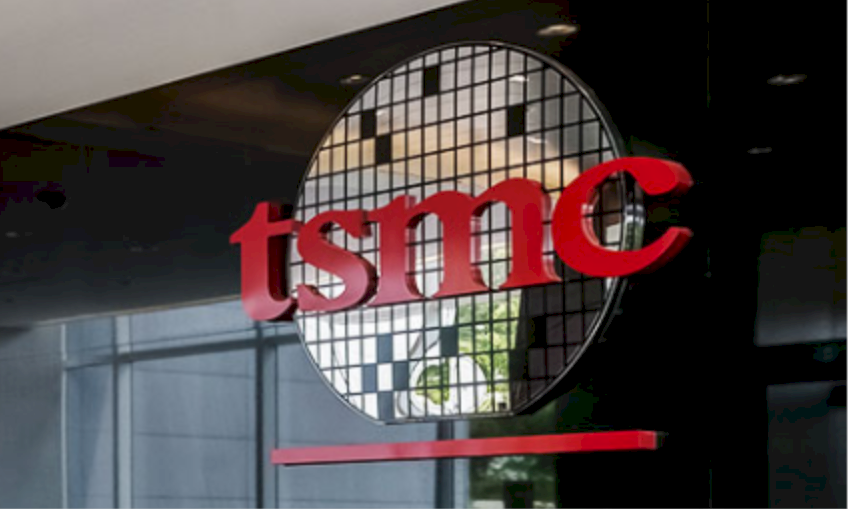 TSMC ranks third in the world for semiconductor sales during the second quarter.