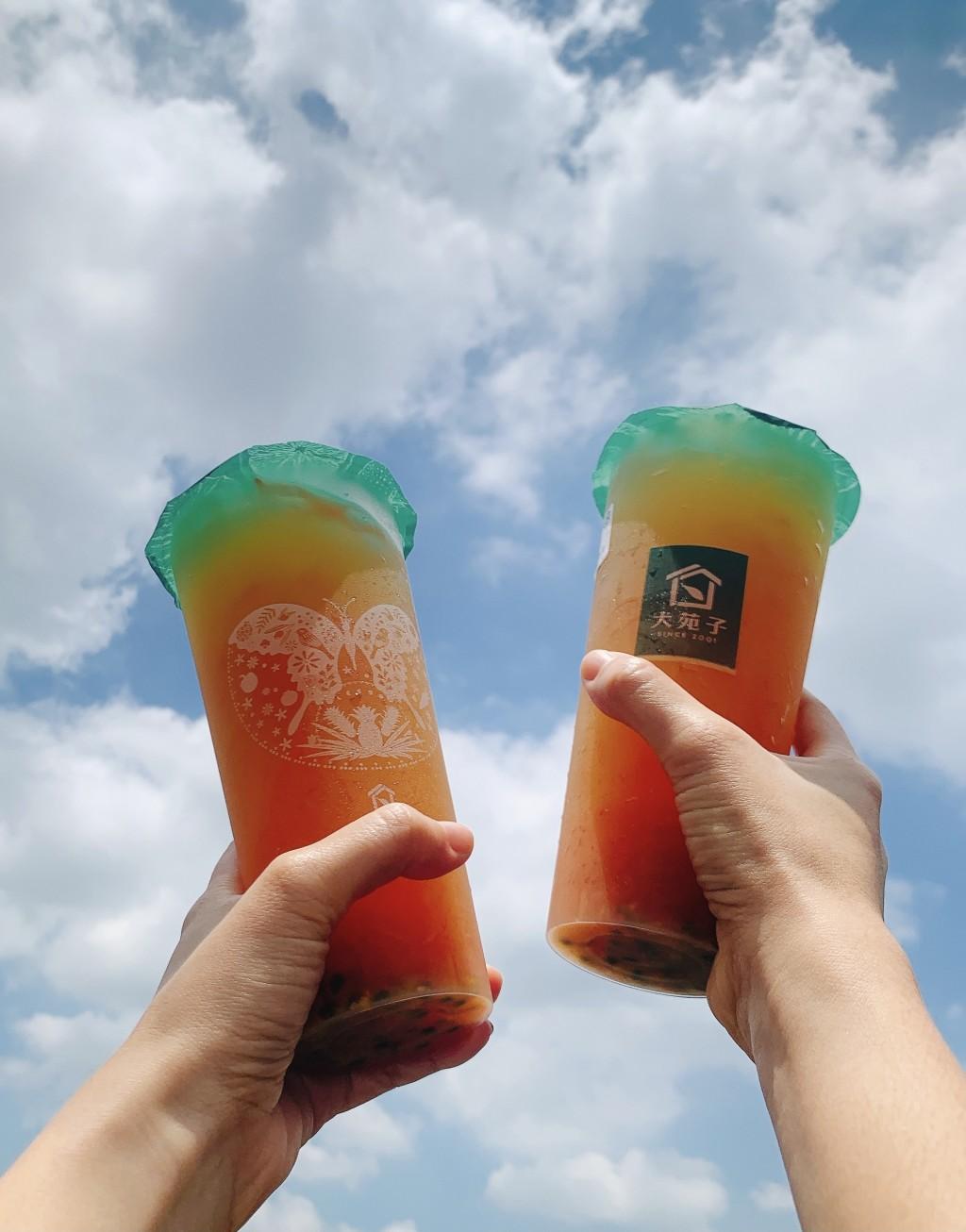 大苑子20週年!人氣暢銷古早味「柚見百香」8/20-8/24經典復刻上市!