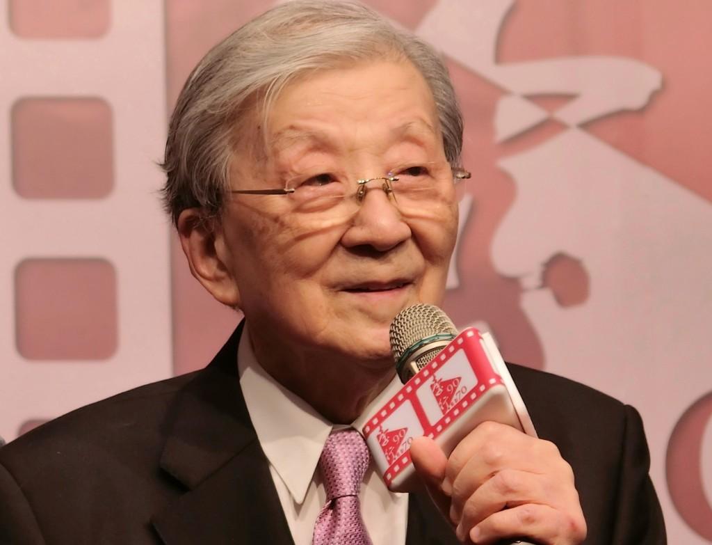 台灣教父級名導李行昨(19)日辭世,享耆壽91歲。(圖/文化部)